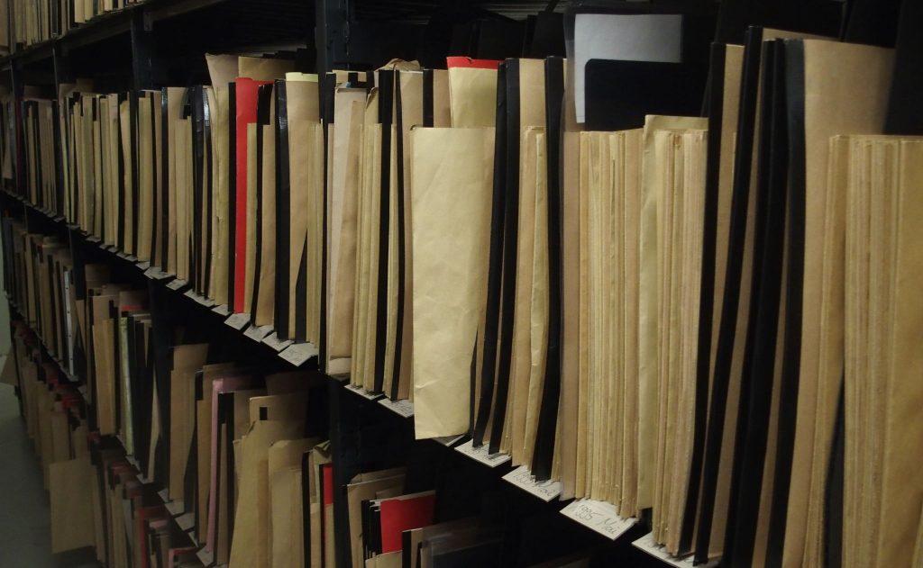 Konventionelles Archiv